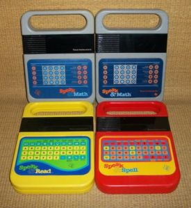 Speak and Spell